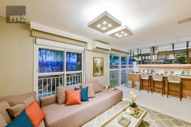 Apartamento à venda com 3 dormitórios em Setor marista, Goiânia cod:M23AP0525