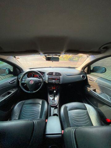 Fiat bravo absolute dualogic 1.8 16v 5p flex 2011/2011 - Foto 6