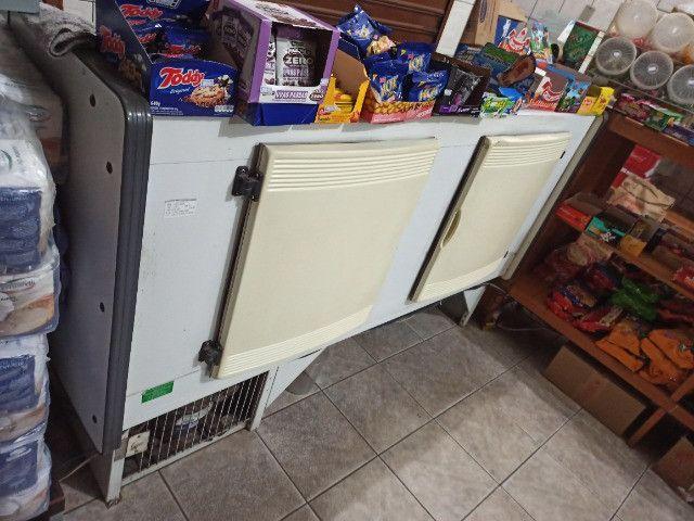 Freezer Exposito Gelopar GBER-175A - Foto 2