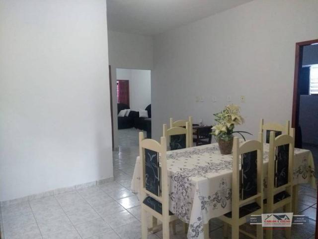 Casa com 3 dormitórios à venda, 145 m² por R$ 170.000 - São Sebastião - Patos/PB - Foto 4