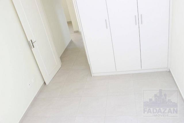 Studio com 1 dormitório para alugar, 28 m² por R$ 1.400,00/mês - São Francisco - Curitiba/ - Foto 11