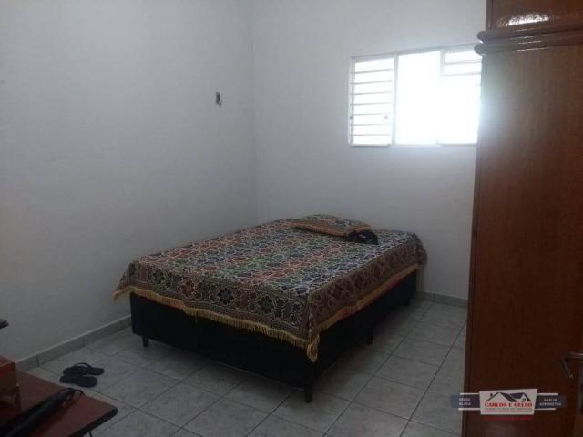 Casa com 3 dormitórios à venda, 145 m² por R$ 170.000 - São Sebastião - Patos/PB - Foto 6