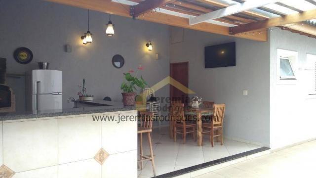 Casa com 4 dormitórios à venda, 282 m² por R$ 890.000 - Campos do Conde I - Tremembé/SP - Foto 19