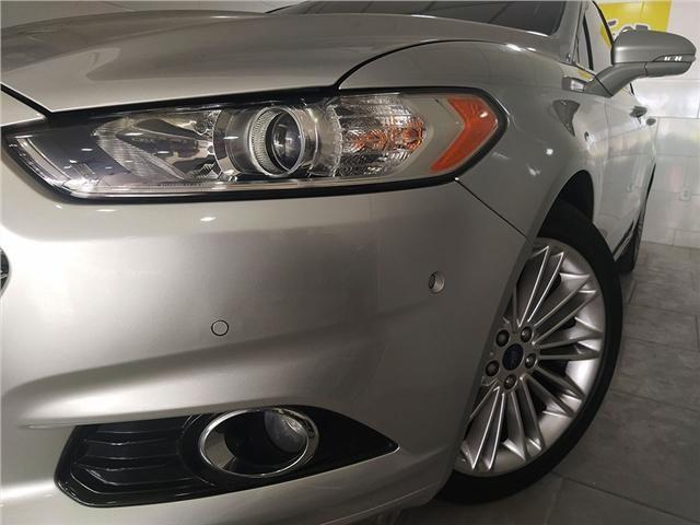 Ford Fusion 2.0 titanium awd 16v gasolina 4p automático - Foto 13