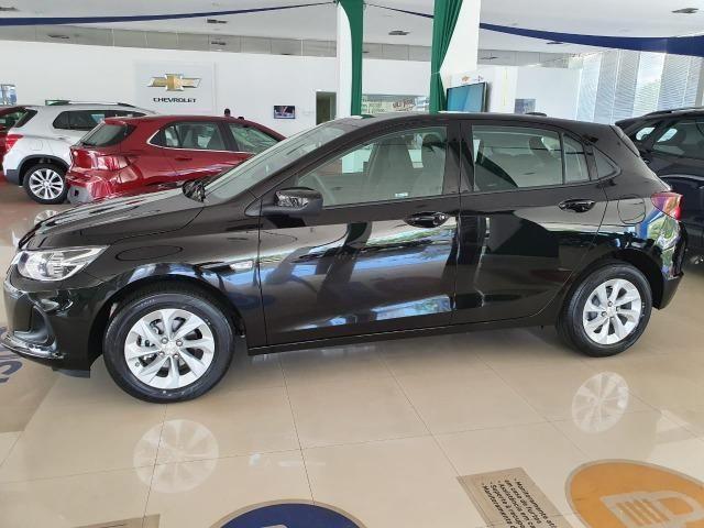 Onix Hatch 1.0 2020 - Entrada R$ 3.990,00 + 60x R$ 1.291,00 - Foto 3