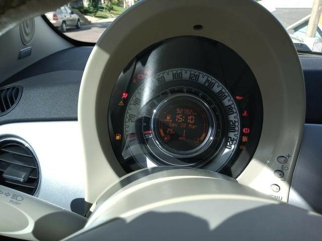 Fiat 500 Cult Dual - Ano 2013 - Automático - Raridade - Foto 10