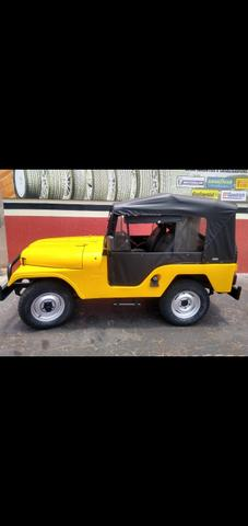 Jeep Willis reliquia 69/69 original