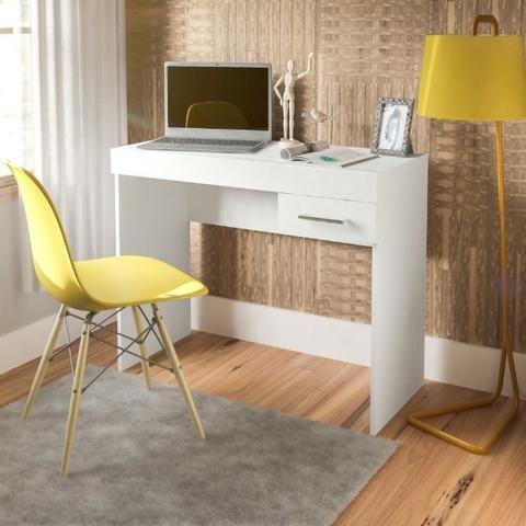 Home office cople cor branco