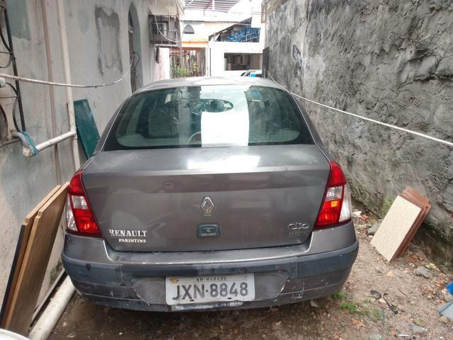 Vendo ou troco renault Clio - Foto 6