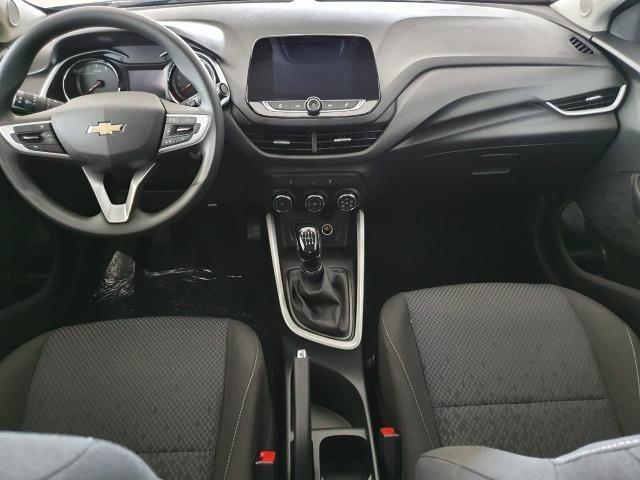 Onix Hatch 1.0 2020 - Entrada R$ 3.990,00 + 60x R$ 1.291,00 - Foto 6