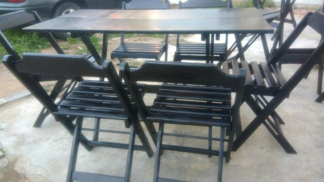 Mesas e cadeiras de Abrir e fechar - Foto 4
