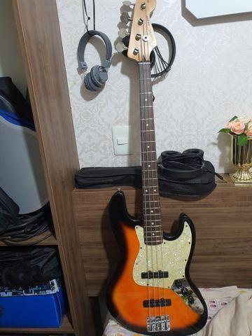 Fender Jazz Bass Mexicano 2004