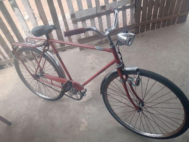Vendo bicicleta Monark 1961  - Foto 4