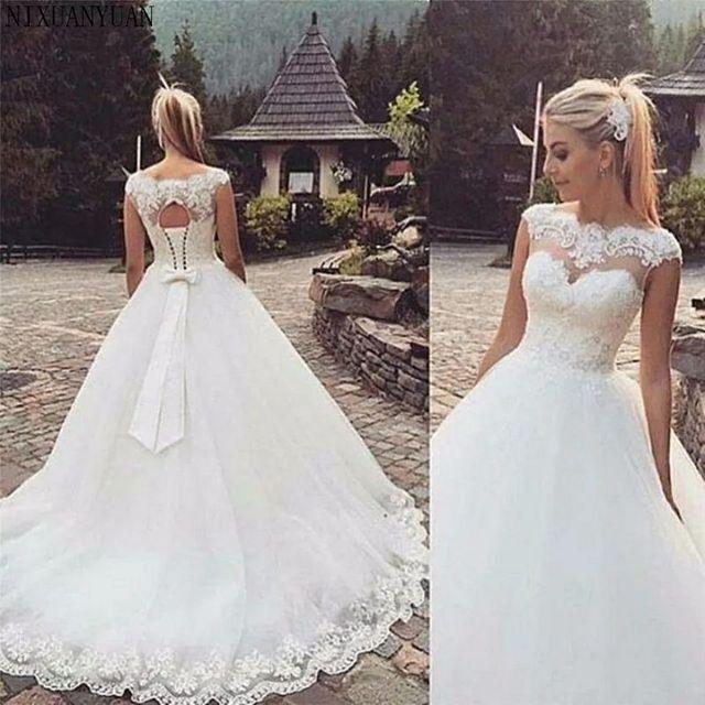 Alugo Esse Lindo Vestido de Noiva