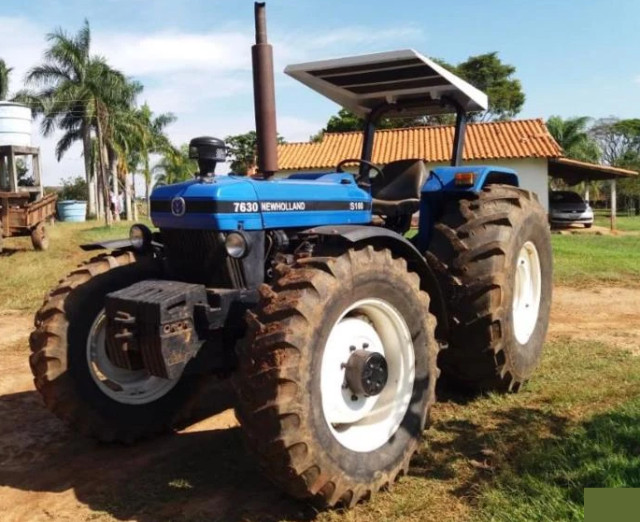 Trator NW 7630 ano 01 - Foto 2