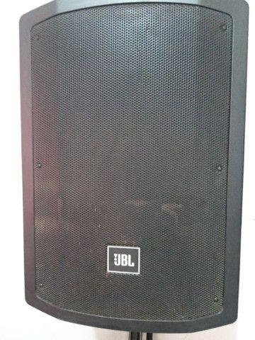 Vendo caixa amplificada alto falante de 15 - Foto 2