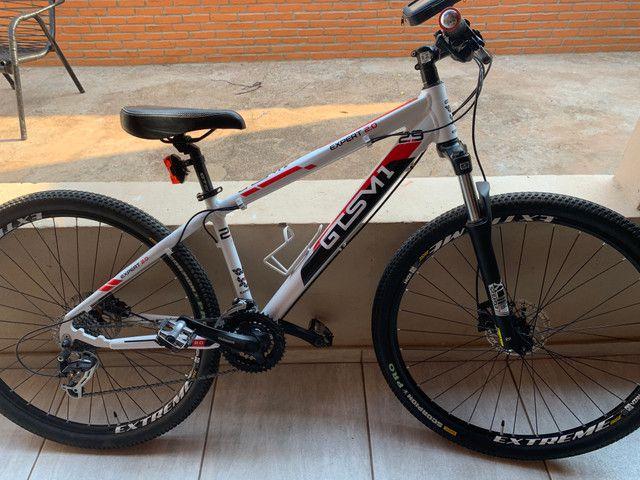 Vendo bicicleta semi nova!!!!!!! - Foto 2