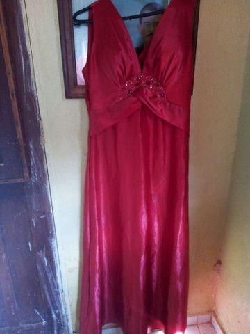 Um vestido de festa só vesti 2 vezes - Foto 2