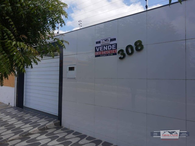 Casa com 3 dormitórios à venda, 210 m² por R$ 350.000 - Jardim Guanabara - Patos/PB - Foto 2
