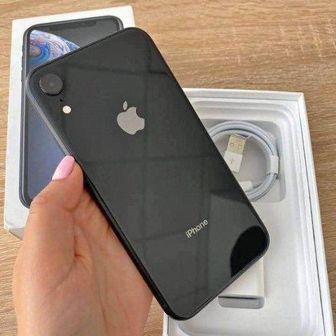 Imperdível!! iPhone XR 64GB Vitrine Estado De Novo Original Apple Em Até 18X  - Foto 3