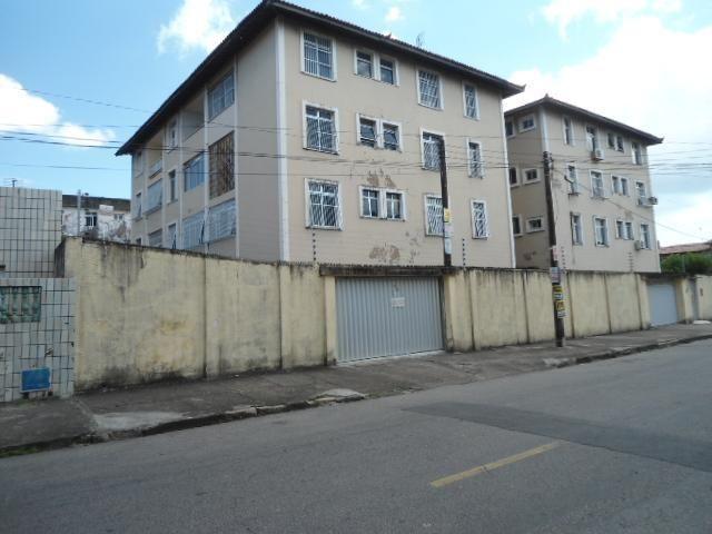 Apartamento à venda, 71 m² por R$ 185.000,00 - Vila União - Fortaleza/CE