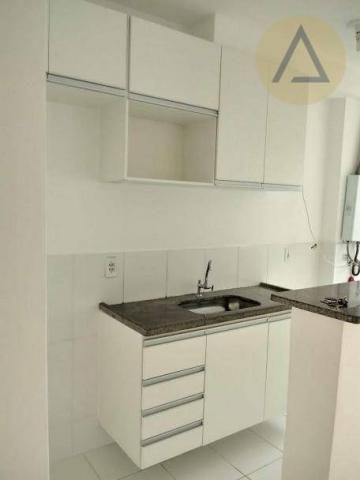 Atlântica imóveis tem excelente apartamento para locação/venda no bairro Glória em Macaé/R - Foto 9