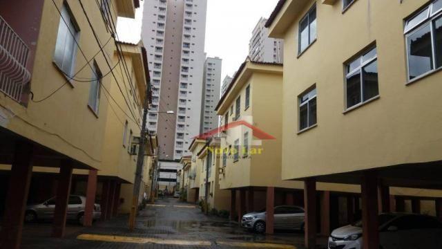 Apartamento com 2 dormitórios para alugar, 70 m² por R$ 950,00/mês - Benfica - Fortaleza/C - Foto 3