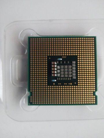 Core 2 duo E8500 3.16 GHZ usado mas em ótimo estado - Foto 2