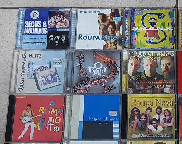 CD'S/II LOTE C,/39 CD'S/ROCK NACIONAIS  - Foto 4