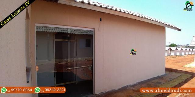 Casa no Luizote de Freitas IV em Uberlândia - MG - Foto 9
