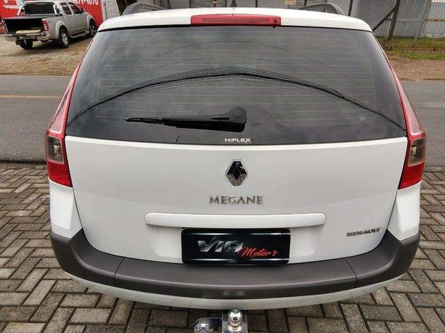 Renault MEGANE GRAND TOUR DYNAMIQUE 1.6 16V HI-FLEX MEC. - Foto 6