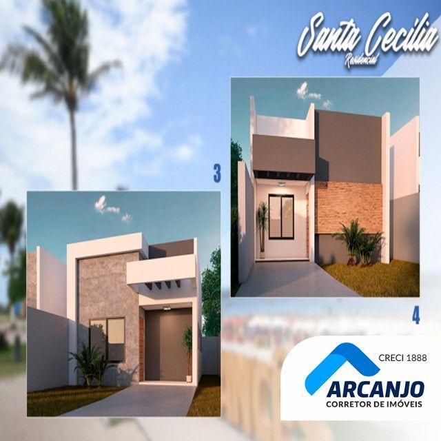 Santa Cecilia Residence ! Sua casa pronta em 6 meses, 165 mil. - Foto 3