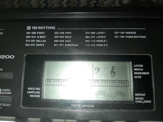 Teclado Casio CTK-3200 (USADO) - Foto 4