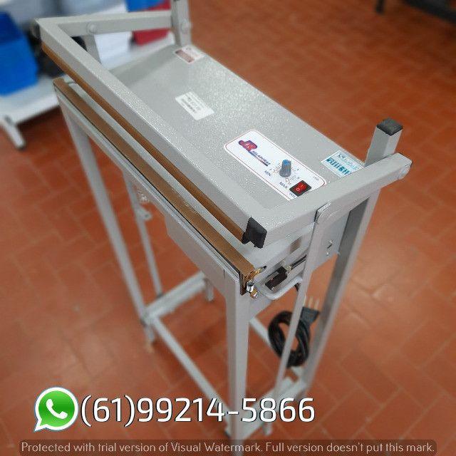 Seladora 40 cm com Temporizador de Pedal Selaplast - Foto 3