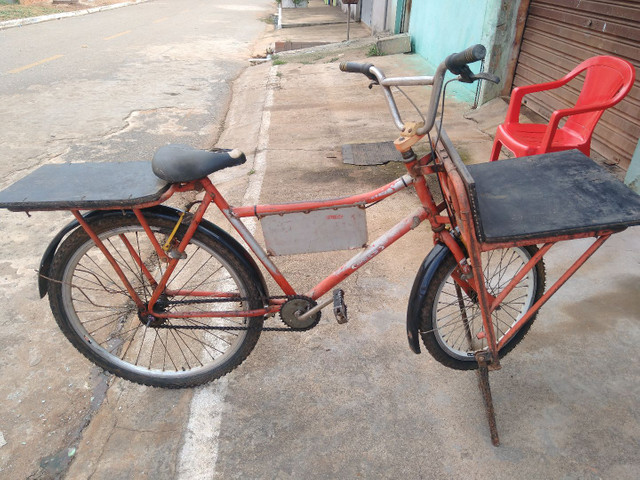Bicicleta cargueira - Foto 3