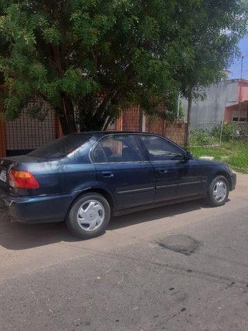 Honda Civic 98 1.6 ex - Foto 3