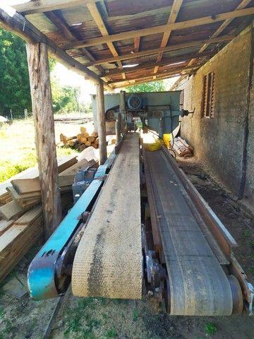 Cerra de desdobro para madeira  - Foto 3