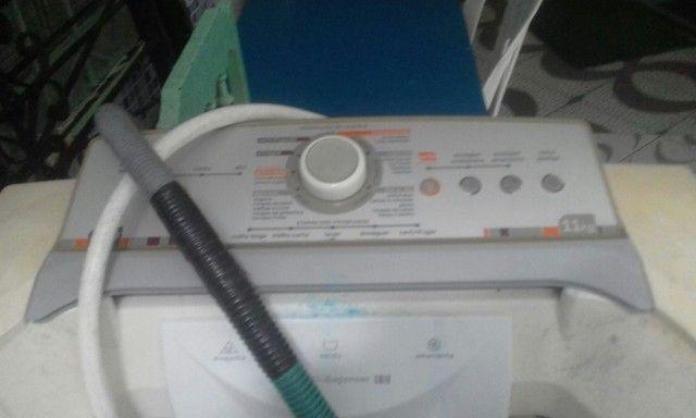 Máquina de lavar. Marca: Bras tempo 13 kg se.  - Foto 2