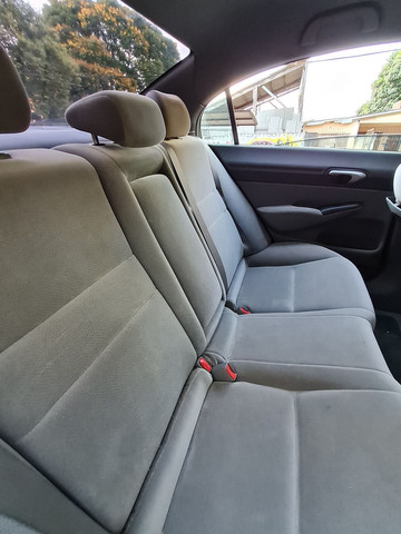 Honda Civic 2007 lxs 1.8 automático  - Foto 5