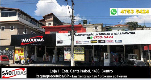 Conj. Procion 63cm - Gabinete de Banheiro + Espelheira + Suporte Vidro e Cuba - 100% MDF - Foto 4