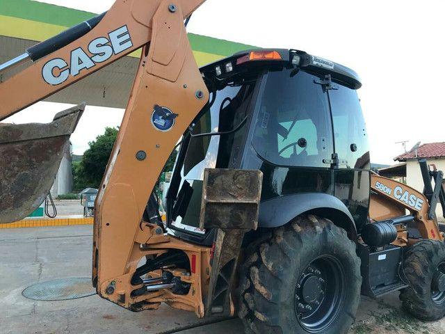 Retroescavadeira Case 580N ano 2019 - Foto 5