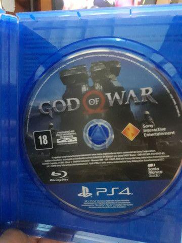 God of war ps4 - Foto 2