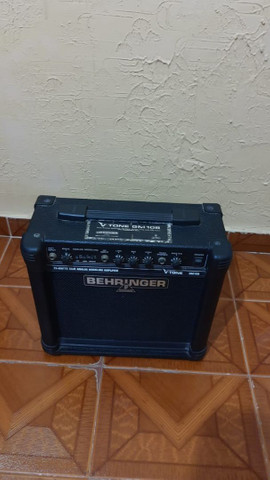 Kit guitarra e caixa - Foto 2