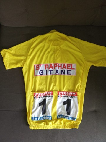 Camisa ciclismo importada