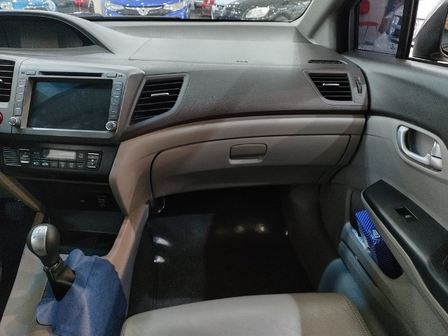 Honda Civic 1.8 LXL 16v Flex 4p Completo C/ Ar Digital - Foto 11