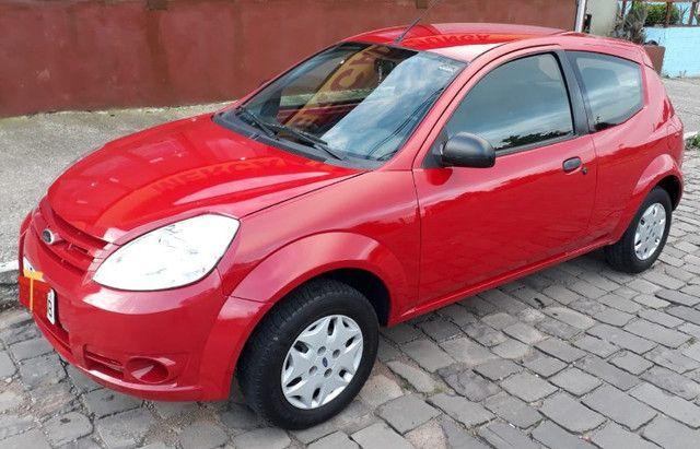 Ford KA 2009 - Super econômico - Foto 3