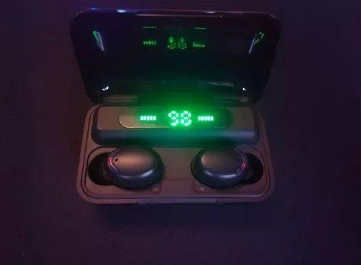 Fone Bluetooth F9 V5.1 Surround 5.1 - Foto 5