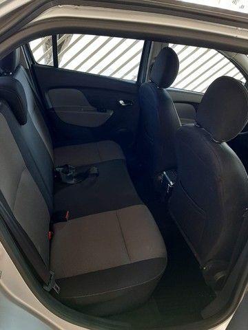Renault Logan - Impecável -  Leia o Anúncio - Carro para pessoas Exigentes. - Foto 5