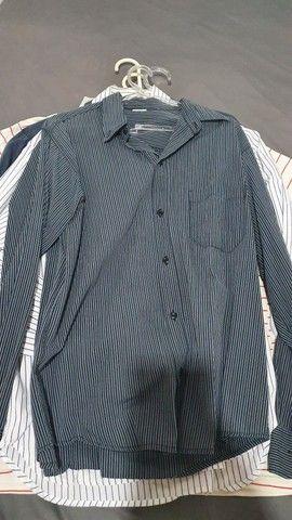 Lote camisas social  - Foto 5
