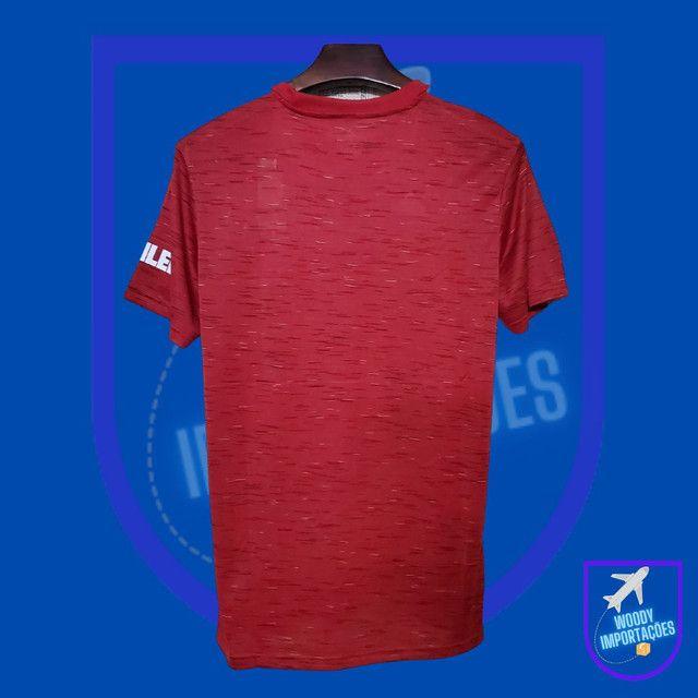 Camisa I Manchester United 20/21 - Foto 2